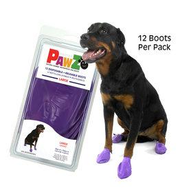 PAWZ Boots - Large 12pk
