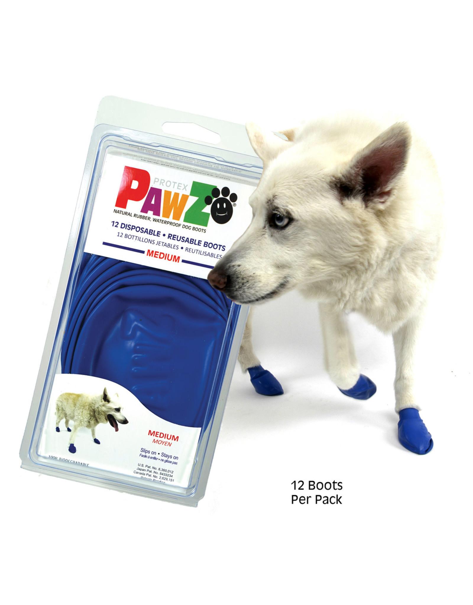 PAWZ Boots -Medium 12pk Black