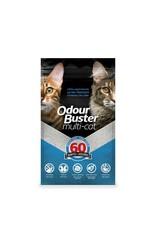 Odour Buster Odour Buster Multi-Cat Clumping Litter 12KG