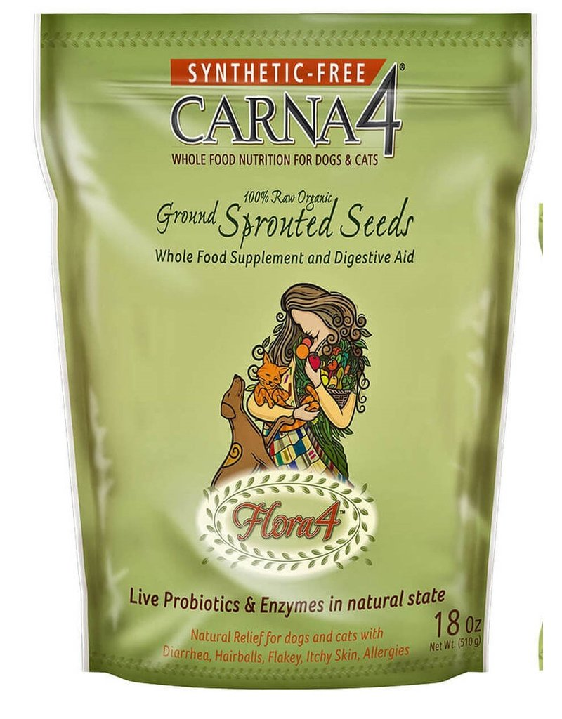 Carna4 Sprouted Seeds 18oz