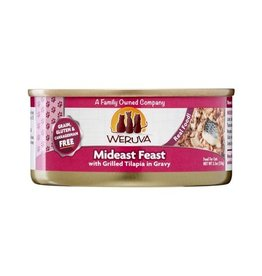 Weruva Mideast Feast Cat food 5.5oz