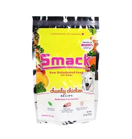 SMACK SMACK DOG CHUNKY CHICKEN 25G