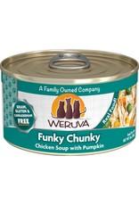 Weruva Weruva Funky Chunky cat food 3oz