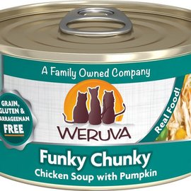 Weruva Weruva Cat Wet - Funky Chunky 3oz