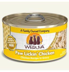 Weruva Weruva Paw Lickin Cat food 24x3oz