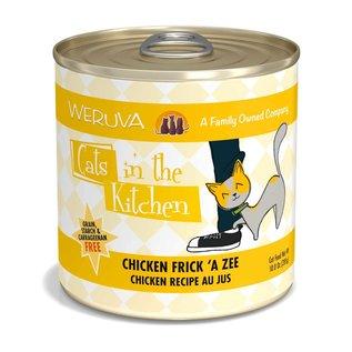 Weruva Cats in the Kitchen Chicken Frick 'A Zee 10oz Cans