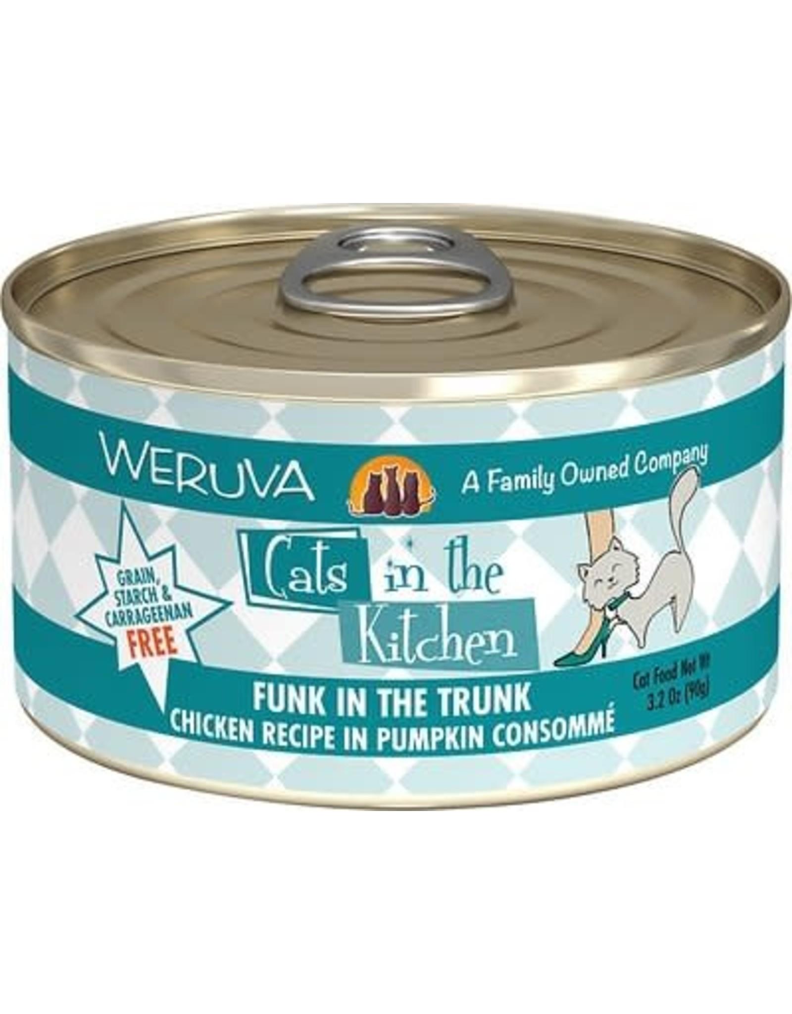 Weruva CITK Funk in Trunk 3.2oz