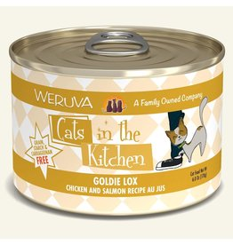 Weruva Cats in the kichenGoldie Lox 24x6oz