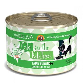 Weruva CITK Lamb Burgini   24x6oz