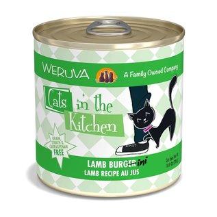 Weruva CITK Lamb Burgini 10oz