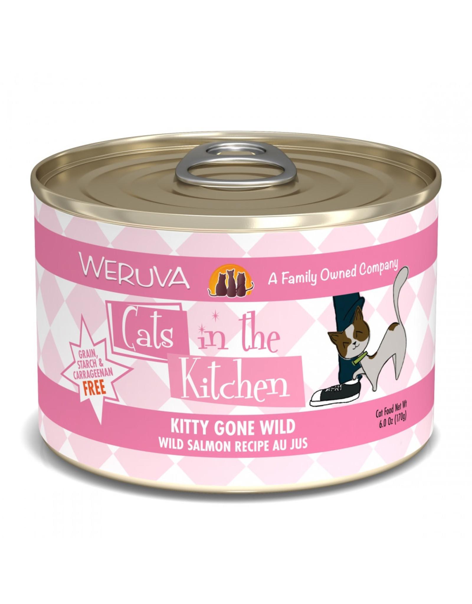 Weruva CITK Kitty Gone Wild 6oz