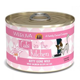 Weruva Cats in the Kitchen Kitty Gone Wild 6oz Cans