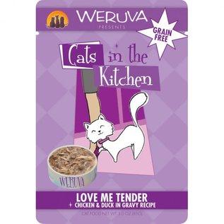 Weruva CITK Wet Pouch - Love Me Tender 3oz