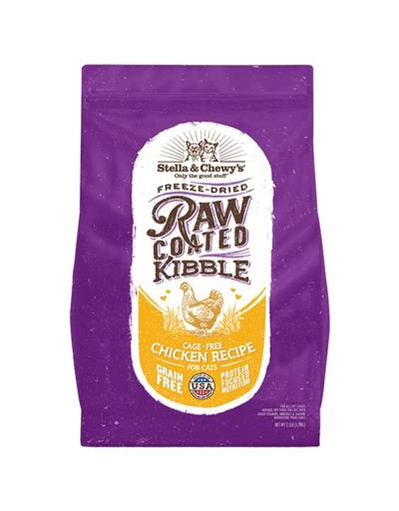 Stella & Chewy's Stella & Chewy's Cat - Raw Coated Chicken 2.5lb