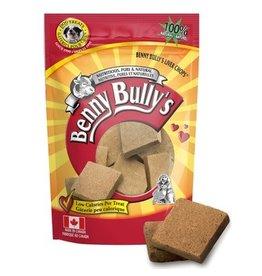Benny Bully's Benny Bully's Dog Liver Chops Original 80g