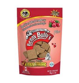 Benny Bully's Benny Bully's Dog Liver Plus Cranberry 58g