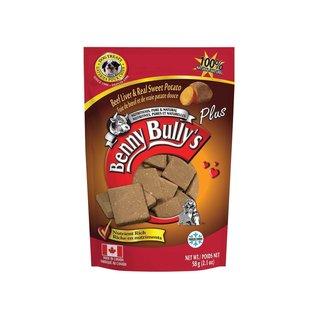 Benny Bully's Benny Bully's Dog Liver Treats w/ Sweet Potato 58g