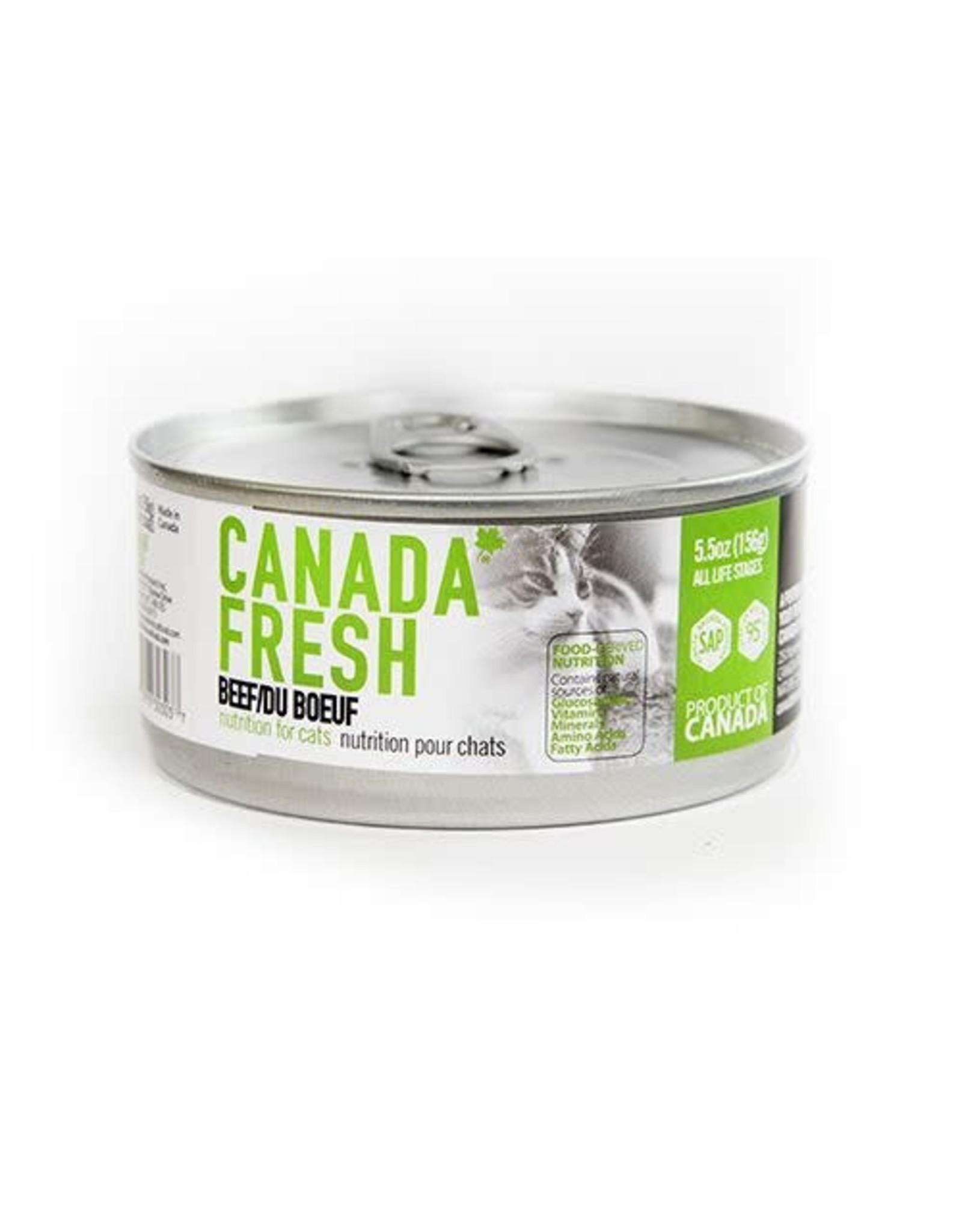 Canada Fresh Canada Fresh beef 3oz