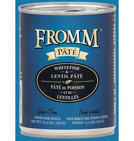 FROMM FROMM DOG CAN GF WHITEFISH 12.2OZ