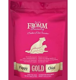 FROMM FROMM GOLD DOG PUPPY 5#