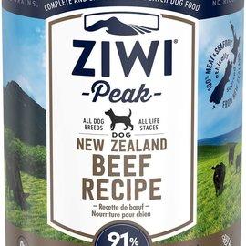Ziwi Peak ZIWI Dog - Beef Wet Food 390g