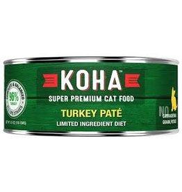Koha Koha Cat LID Turkey Pate 3oz