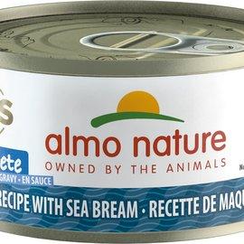 Almo Nature Almo Cat - HQS Complete Mackerel/Sea Bream 70g
