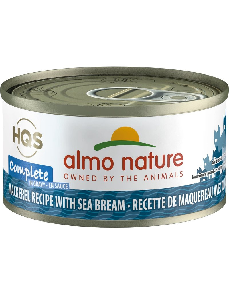 Almo Mackerel w Sea Bream Cat 70g