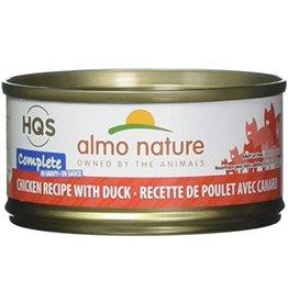 Almo Chicken w Duck Cat 70g