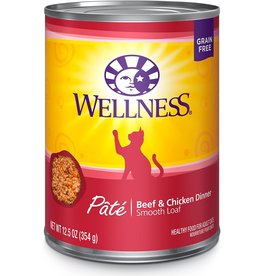 Wellness WELL CAT BEEF AND CHK 12.5OZ