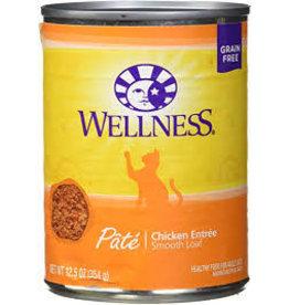 Wellness WELL CAT CHICKEN 12.5 OZ