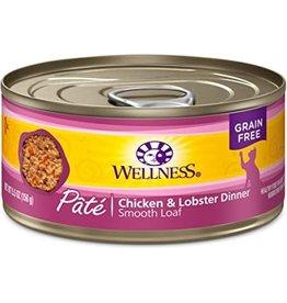 Wellness WELL CAT CHK & LOBSTER 3 OZ.