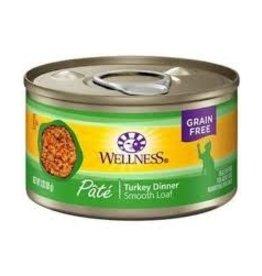 Wellness WELL CAT TURK CANS 3 OZ.