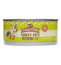 Merrick Cat Food TURKEY PATE 5.5oz