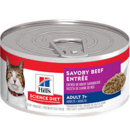 Science Diet Science Diet Cat - Savory Beef 5.5oz