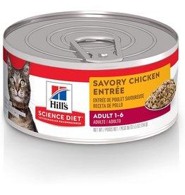 SD Cat savory chicken 5.5oz