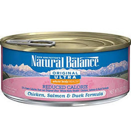 Natural Balance Natural Balance Cat Ultra Reduced Calorie 6oz