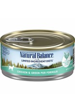 Natural Balance Natural Balance CAT CHIC&PEA 5.5OZ