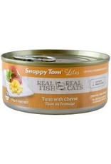 SNAPPY TOM SNAPPY TOM CAT CAN Tuna with Cheese 85G