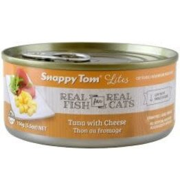 SNAPPY TOM CAT CAN Tuna with Cheese 85G