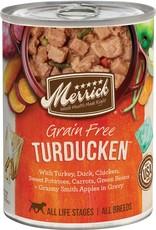 Merrick Merrick Dog Wet TURDUCKEN 12.7oz