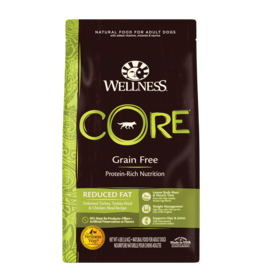 WELL CORE DOG REDUCED FAT 4#