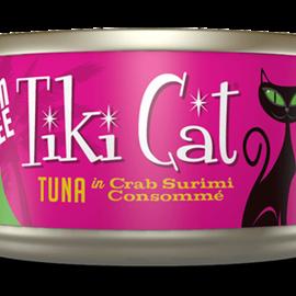 Tiki Cat Tiki Cat - Tuna in Crab Surimi 2.8 oz
