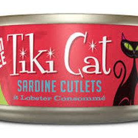 Tiki Cat Tiki Cat - Sardine in Lobster Consomme 2.8 oz
