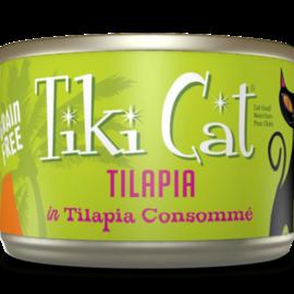 Tiki Cat Tiki Cat Luau Tilapia 2.8 oz