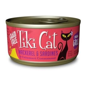 Tiki Cat Tiki Cat - Mackerel & Sardines 2.8 oz