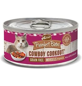Merrick Cat COWBOY COOKOUT 5.5OZ