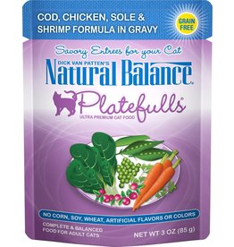Natural Balance Cat Chicken Shrimp and Sole 3oz