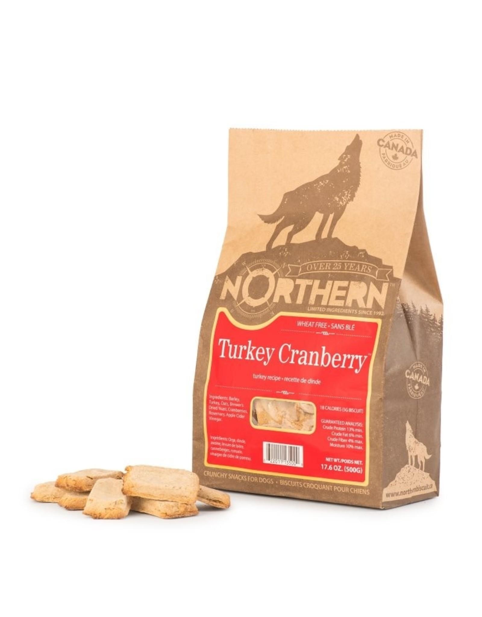 NORTHERN BISCUIT TURKEY CRANBERRY 500gr