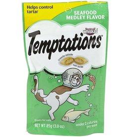 Temptations Temptations SEAFOOD MEDLEY 3oz